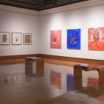 Pandulum: a Call to Unreason Gallery 2, Grand Forks 2019 Drawings and paintings