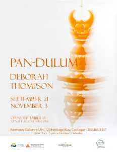 poster for PAN-DULUM: A Call to Unreason