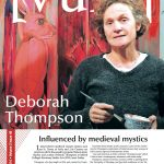 Artist talk on medieval mysticism 2013