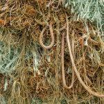 """THURST Mary Babcock """"Gilnet Tapestry""""detail"""